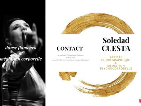 | Pascale Soledad CUESTA - son parcours |