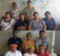 Chuukese Steering Committee members