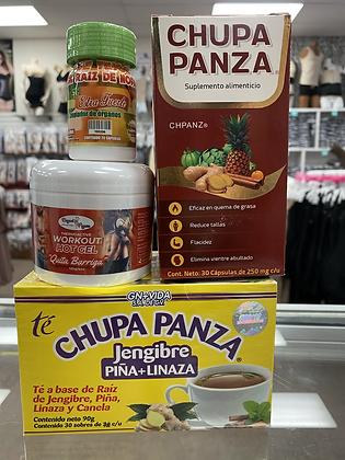 Chupa panza kit new