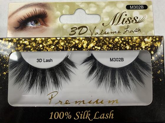 302b Miss silk lashes
