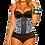 Thumbnail: 1313 - Waist trainer Verox Slim Zebra Print
