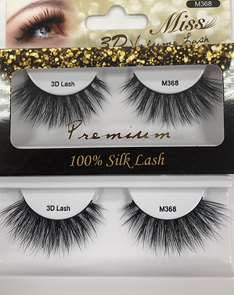 M368 Miss silk lashes