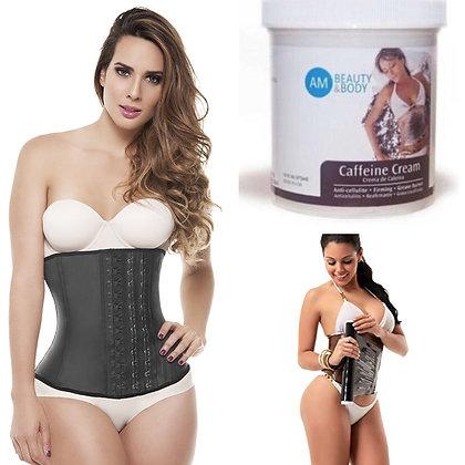 Kit big gel + plastic +waist trainer