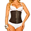 Thumbnail: 1304 - Waist trainer Verox Slim Black