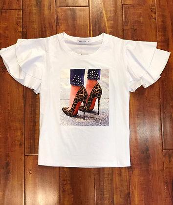 Tacones tshirt