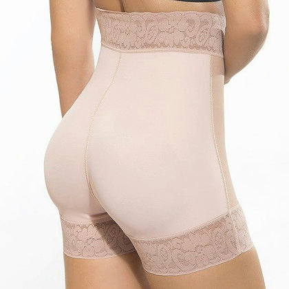 Panty alto push up with zipper