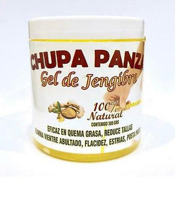 Chupa Panza gel de Jengibre