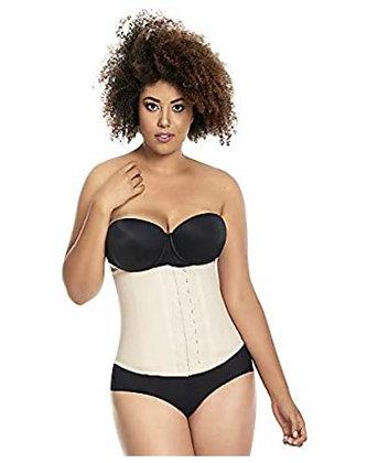9001 Látex 2 hooks corset