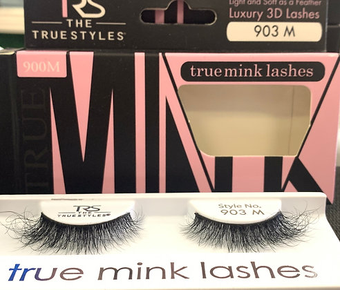 903 TRUE MINK  LASHES  3D