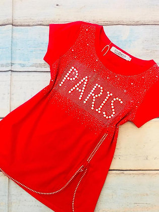 Paris T-shirt #OR203