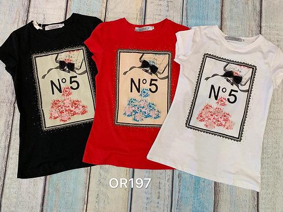 N5 T-shirt #OR197