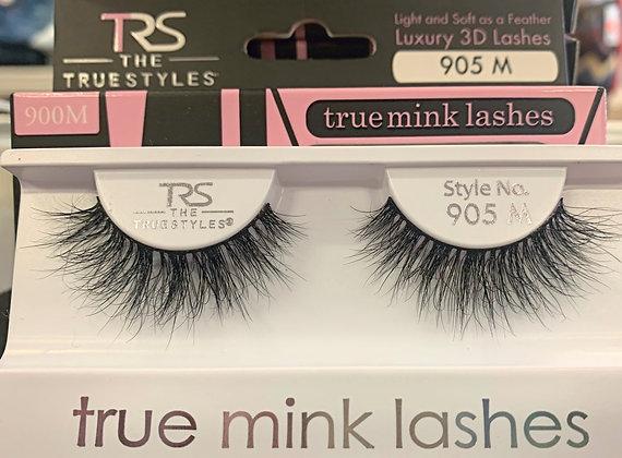 905 TRUE MINK LASHES 3D