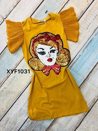 Face Dress #XYF1031