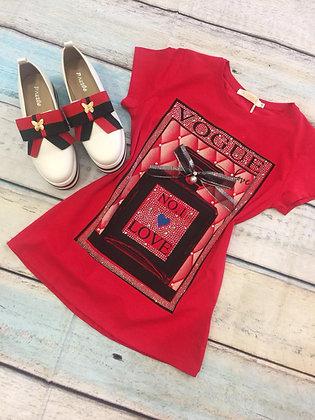 NO.1 LOVE T-shirt #OR174
