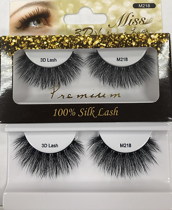 M218 Miss silk lashes