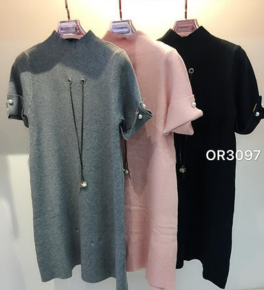Knit Dress #OR3097