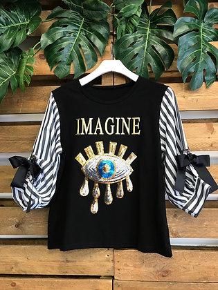 IMAGINE Long sleeve #Q646