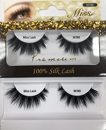 M190 Miss silk Lashes