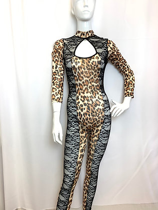 Leopard Full Suit
