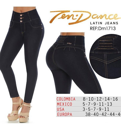 1713 Colombian ten dance