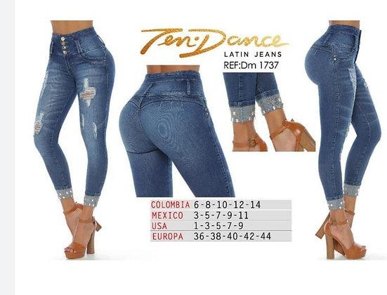 1737 Colombian Ten Dance