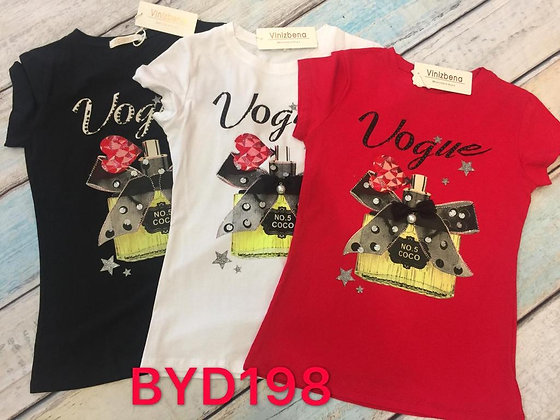 Vouge Perfume t-shirt #OR198