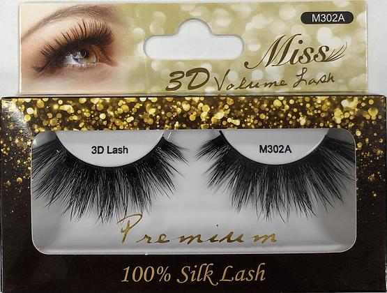 302a Miss silk lashes