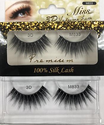 M833 Miss silk lashes