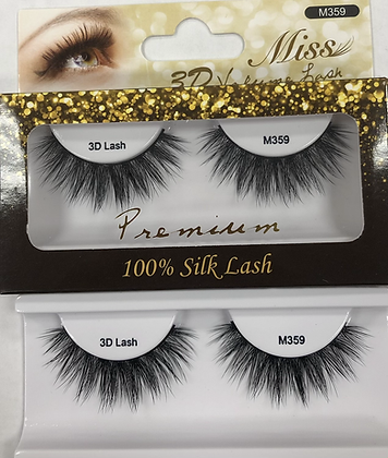 M359 Miss silk lashes