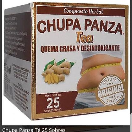 Chupa panza tea
