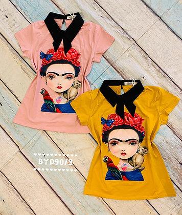 Frida Kahlo #BYD9013