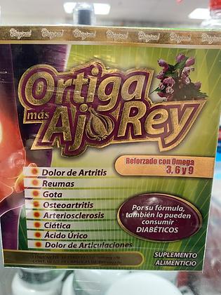 Ortiga ajo rey