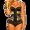 Thumbnail: 1308 - Waist trainer verox Slim Summer Print