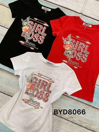 Girl Boss T-shirt #BYD8066