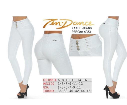 6033 Colombian Ten dance