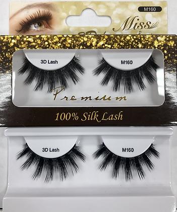 M160 Miss silk lashes
