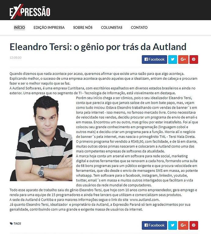 Revista Expressão Paraná