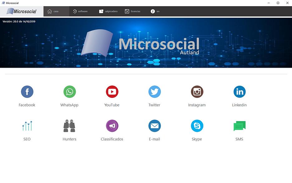 Microsocial Auland 2020