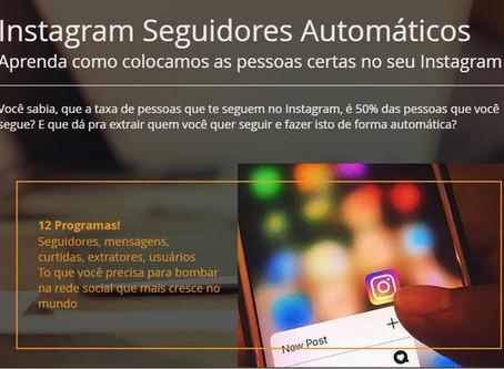 Instagram Seguidores Automáticos