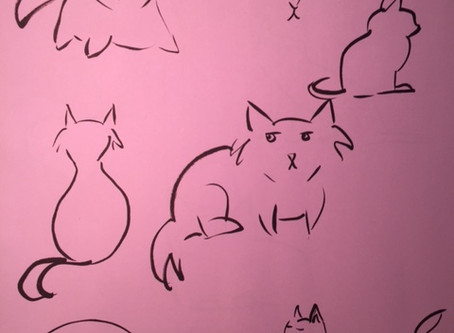 Cat Sketch Fever