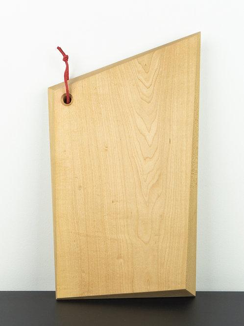 Planche à découper Léontine en bois massif huilé