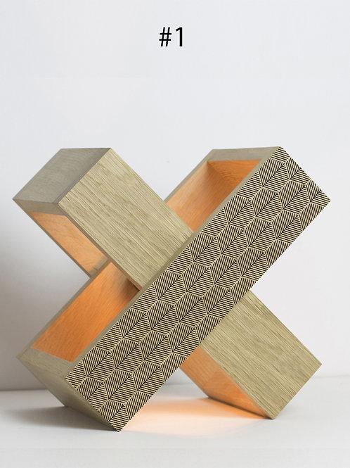 X-Cross Graphik
