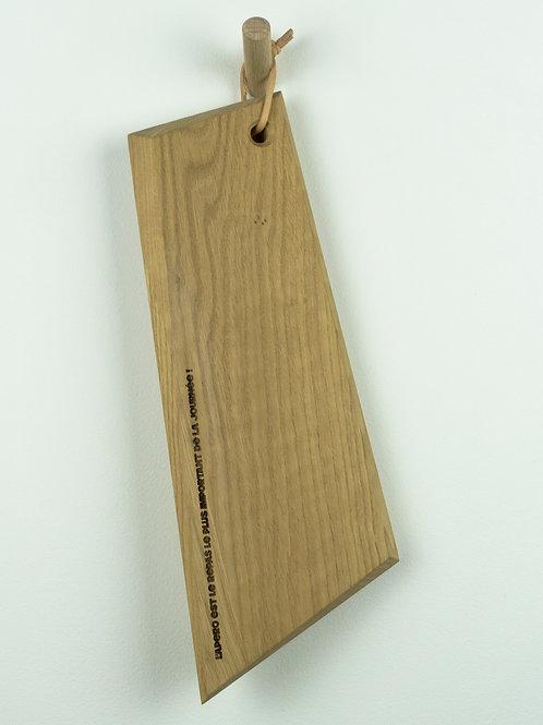 Planche à saucisson personnalisable gravure laser