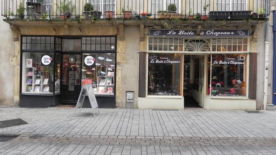 Boutique d'articles de danse Coulisses Metz