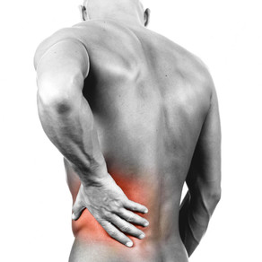 May-Day!.... How to speed up the recovery of acute low back pain.