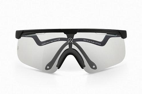 Delta//Black-F Lens
