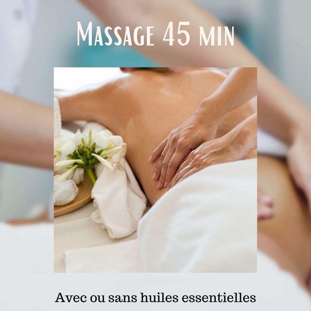 Massage 45 min