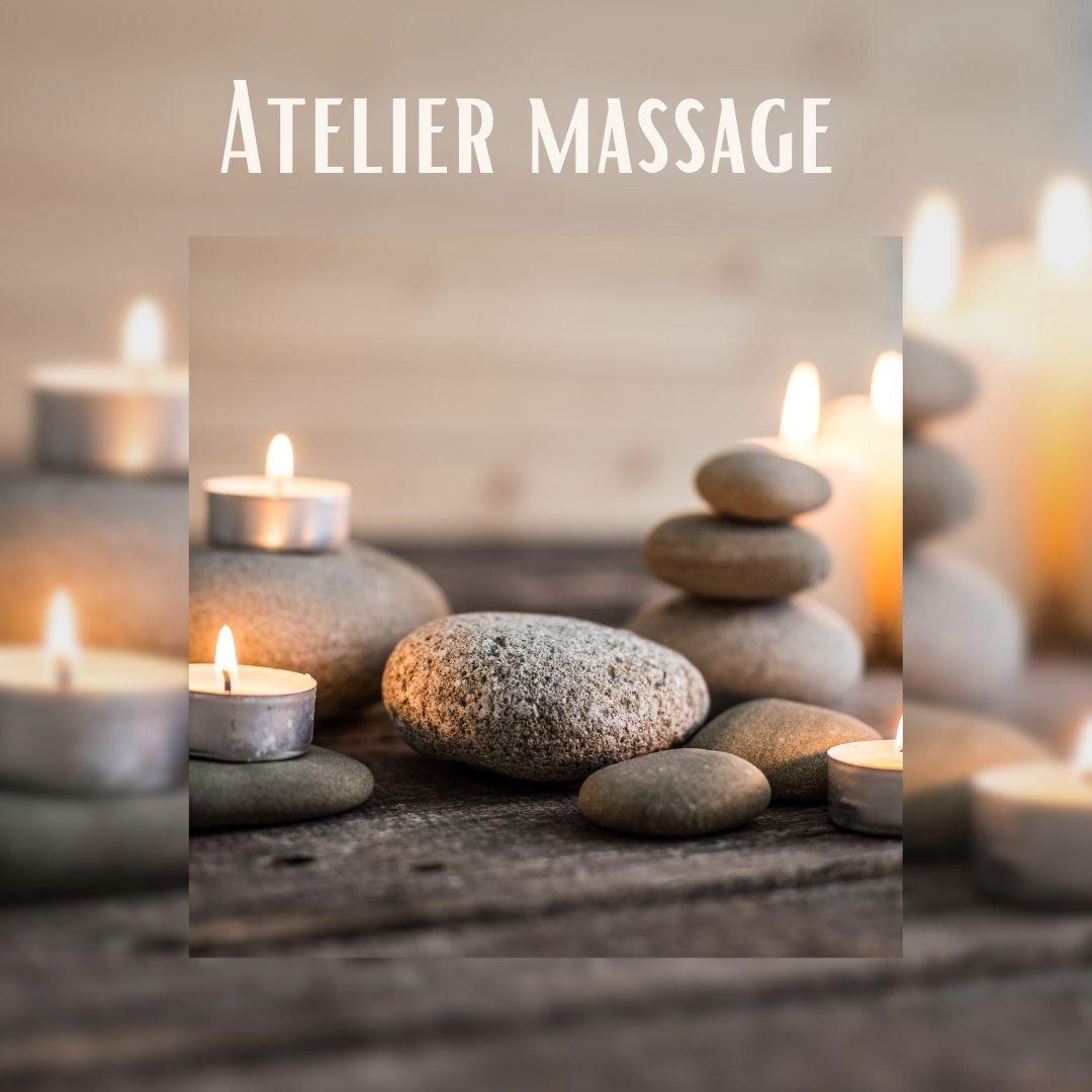 Atelier initiation massage corps