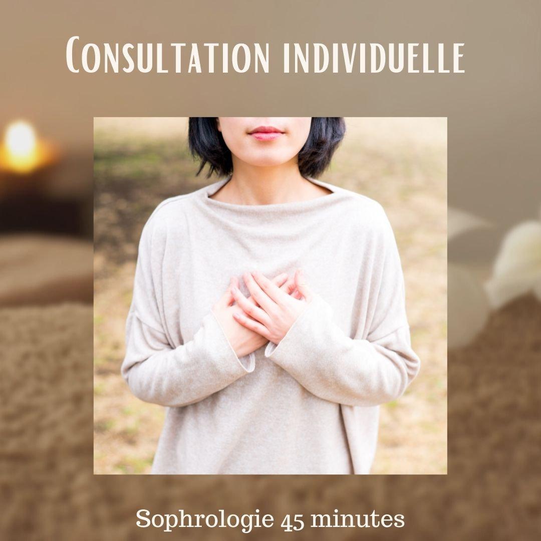 Sophrologie Relaxation 45 min