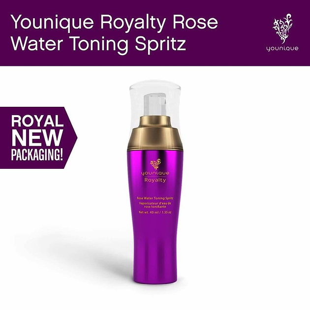 Younique Royalty Skin Care Line Avey